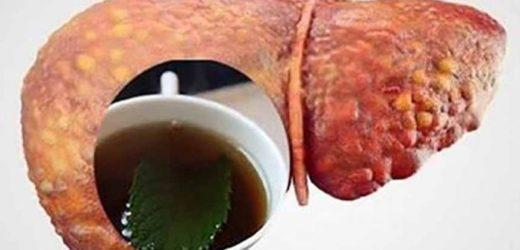 Неймовірний напій для вас, який очищає вашу печінку і спалює весь черевний жир…