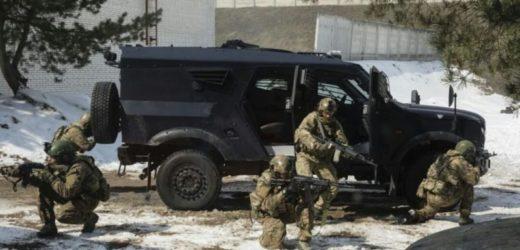Чудова робота! СБУ захватила три розвідгрупи РФ на сході України