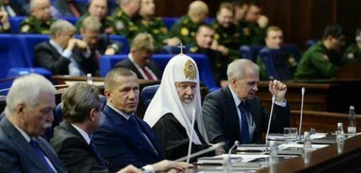 Той момент, коли Порошенко на 100% правий на рахунок глави РПЦ Гундяєва: весь світ аплодує президенту України
