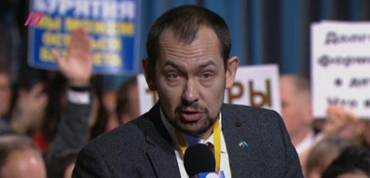 «Сколько вы тратите денег на оккупированный Донбасс?» Український журналіст задав питання Путіну