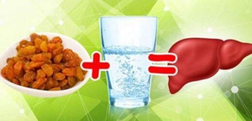 Родзинки + вода = вдячна печінка. Завдяки цьому засобу я позбулася хронічної втоми, набряків, недоліків шкіри!