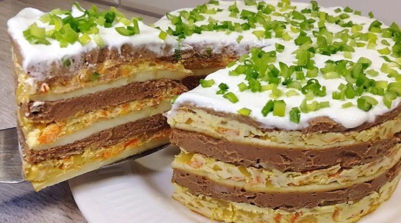 Ви повинні це спробувати! В тисячі разів смачніше і ніжніше будь – якого печінкового торту. Готуйтесь, рецепт цієї смакоти проситимуть усі хто спробував!