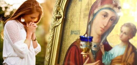 Особлива молитва до Пресвятої Богородиці, яку треба читати кожен ранок, щоб отримати опіку і захист на цілий день.