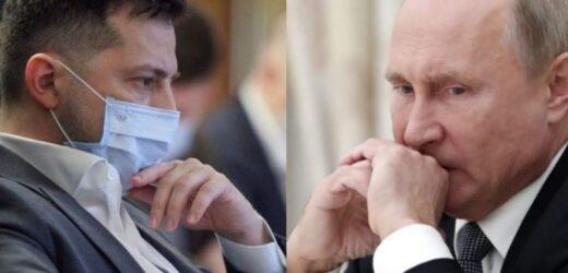"""Зеленський – Путіну: """"Слухай, не раджу тобі робити те, що ти задумав, невже ти не розумієш, що Україна вже не та, що була в 14-му році, розберися спочатку зі своєю країною """""""