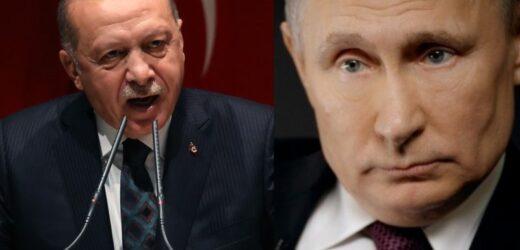 Останнє китайське попередження: Ердоган заявив, що чекає Кремль у випадку вторгнення в Україну