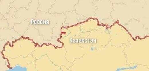 Конфлікт на кордоні Росії і Казахстану: паркан з колючим дротом розбирають, казахстанці святкують перемогу