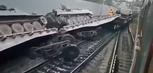 Ще до України не доїхав, а в бій вже вступили партизани. Ви повинні бачити це відео!