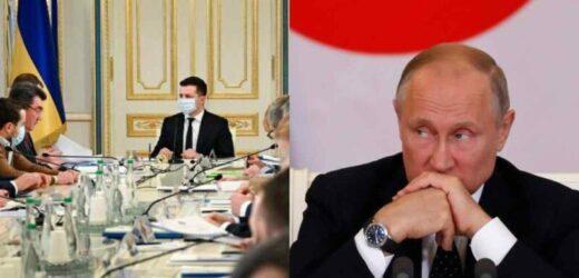В0єнний стан! Засідання РНБО – пролунала термін0ва заява : Зеленський випалив – Путін в істериці!
