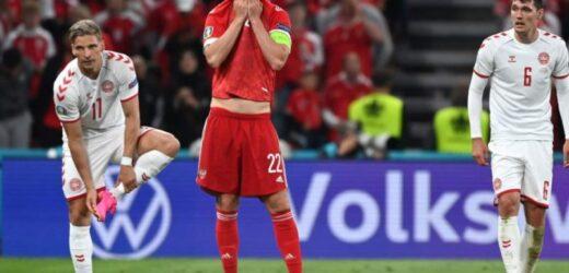 """""""Давай до свидания""""- Росія із ганебним рахунком програла Данії і вилітає з Євро-2020. Деталі"""