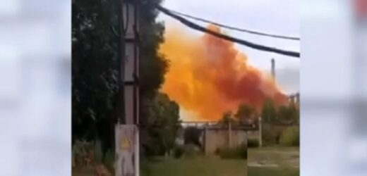 Набряк легень і навіть смepть: хімік розказав, чим небезпечний газ, витік якого стався на заводі під Рівним (ВІДЕО)