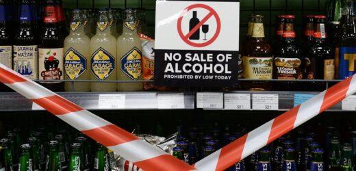 В Україні вводять табу на купівлю сигарет і алкоголю в супермаркетах: депутати змінюють правила…