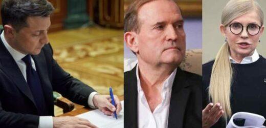 Аж тепер стало відомо: Пізно вночі Зеленський посадив їх прямо в Раді. Тимошенко і ОПЗЖ – 275 за. Почалось – хазяїни в шоці